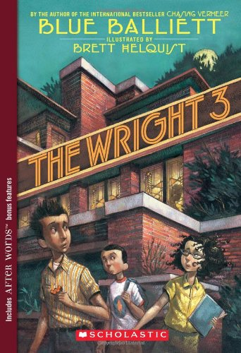 Cover of The Wright 3