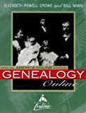 Genealogy Online (0070147558) by Elizabeth Powell Crowe