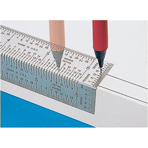 Incra BNDRUL18 18-Inch Incra Rules Marking Rule