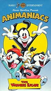 Animaniacs: Warners Escape [VHS] [Import USA]