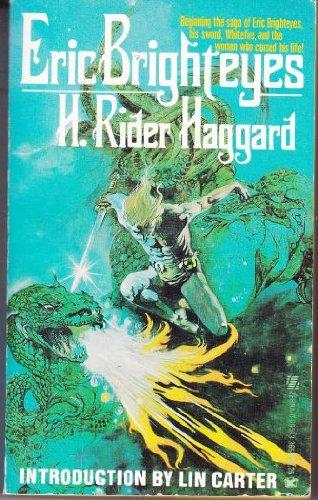 Eric Brighteyes (Zebra #365), H. Rider Haggard