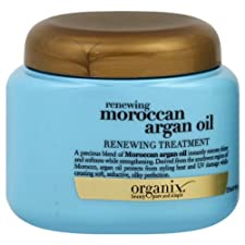 Organix Renewing Treatment, Renewing Moroccan Argan Oil, 8 oz.