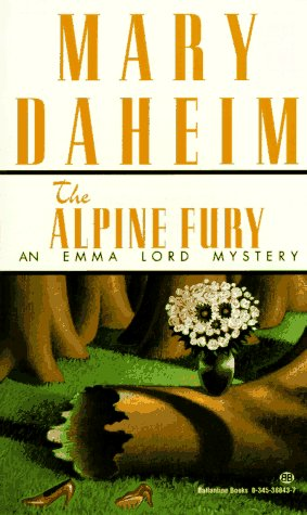 Image for Alpine Fury (Emma Lord Mysteries)