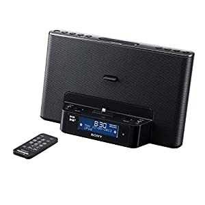 Sony XDRDS16IPN.CEK DS16iP Clockradio Dock made for iPhone/iPod