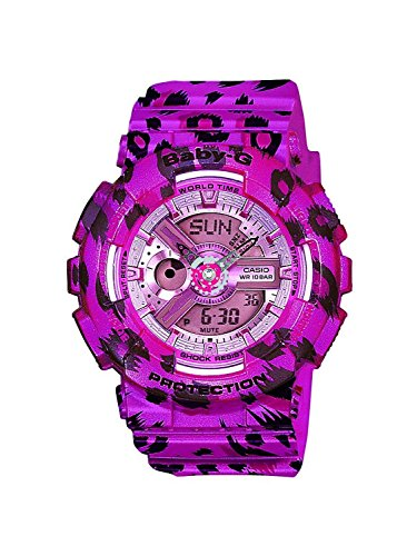 Watch Casio Baby-g Ba-110lp-4aer Women´s Pink