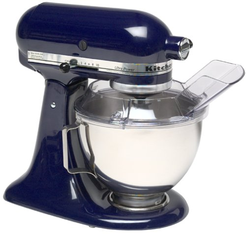 KitchenAid KSM90PS 300-Watt Ultra Power 4-1/2-Quart Stand Mixer, Cobalt Blue Big Discount