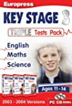 Key Stage 3 Tests English Maths Science