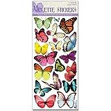 Violette Stickers Ghost Butterflies