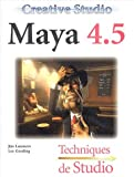 Creative Studio Maya 4.5