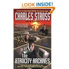 The Atrocity Archives - Paperback