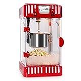 "Klarstein ""Volcano"" Profi Popcorn-Maschine Popcorn Maker mit Edelstahl-Topf rot"