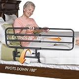 Stander EZ Adjust Bed Rail & Organizer Pouch