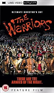 The Warriors [UMD Mini for PSP]