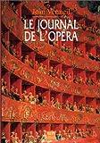 echange, troc Jean Vermeil - Journal de l'opéra
