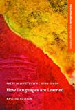 How languages are learned /