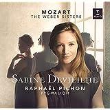 Les Soeurs Weber : Airs de concert, airs d'opéra de Mozart