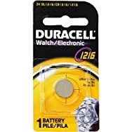P & G/ Duracell 43287 3V Lithium Watch Battery