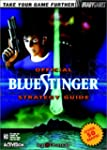 Blue Stinger Official Strategy Guide...