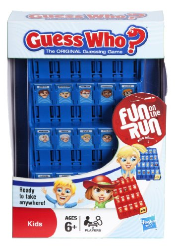 disney guess who game instructions