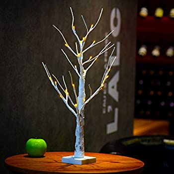 Light White Branches for Home Decoration