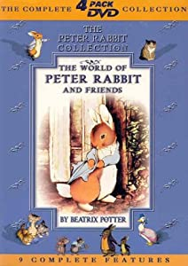 Amazon.com: The Peter Rabbit Collection: Penelope Wilton