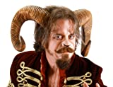 Ram Horns - Costume Accessory - Standard One-Size