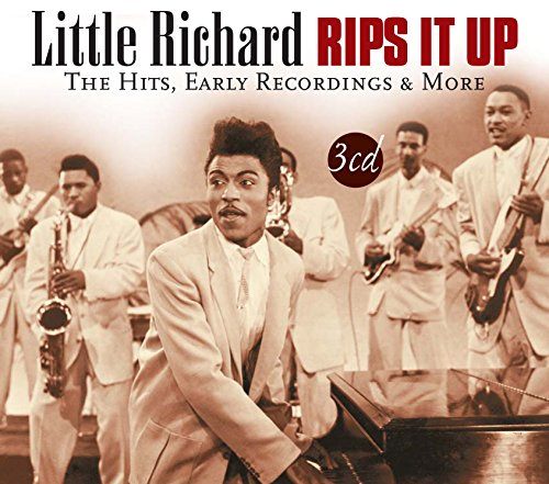 LITTLE RICHARD - Rips It Up-The Hits Early Recordings & More - Zortam Music