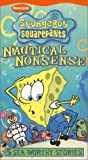 Spongebob Squarepants - Nautical Nonsense [VHS]