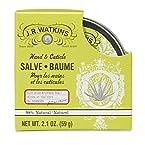 J.R. Watkins™ Hand & Cuticle Salve - Aloe & Green Tea