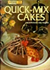 "Aww Quick MIX Cakes (""Australian Women's Weekly"" Home Library)"