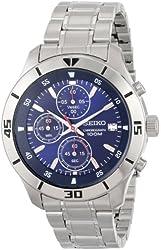 Seiko Men's SKS399 Stainless Steel Watch