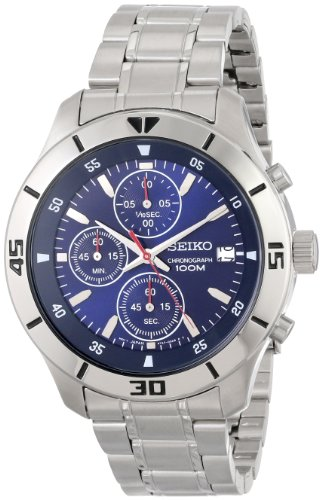 Seiko Men's SKS399 Stainless Steel Watch