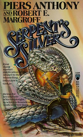 Serpent's Silver, Piers Anthony, Robert Margroff