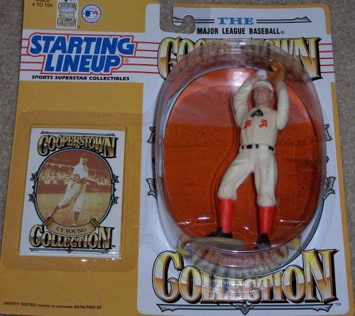 1994 Cy Young Boston Americans Kenner SLU Starting Lineup Cooperstown Collection baseball figure