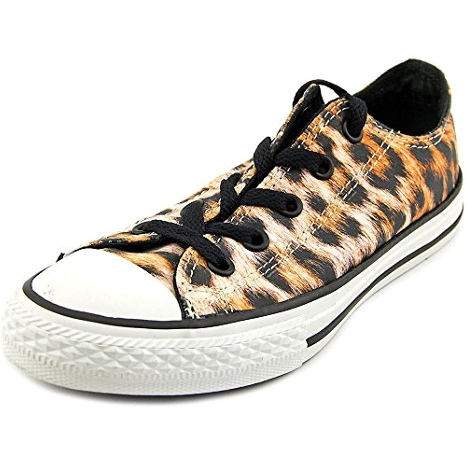 Converse Ct Ox Mallow Youth US 1 Black Athletic Sneakers