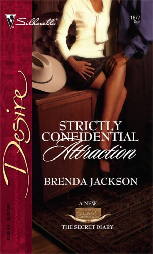 Image for Strictly Confidential Attraction (Silhouette Desire)
