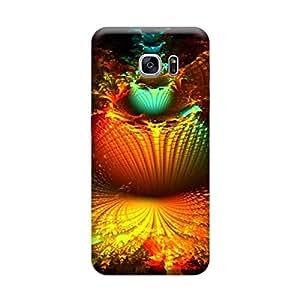 CaseLite Premium Printed Mobile Back Case Cover With Full protection For Samsung S7 Edge (Designer Case)