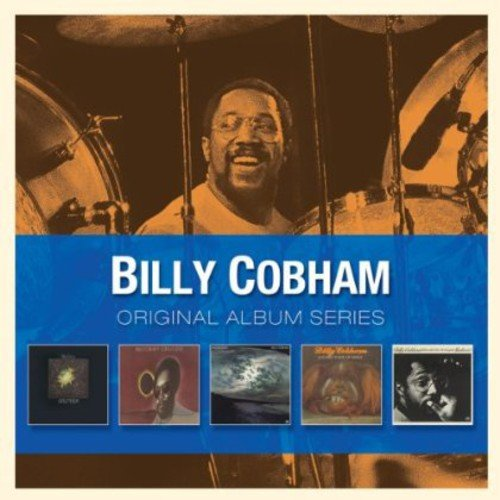 CD : Billy Cobham - Original Album Series (Holland - Import, 5 Disc)