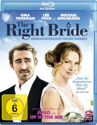 The Right Bride - Meerjungfrauen ticken anders [Blu-ray]