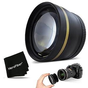 PRO 58mm Lens Attachment for all 58mm Lenses
