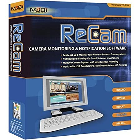 ReCam Remote Monitoring Software