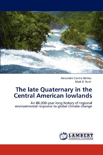 The late Quaternary in the Central American lowlands: An 86,000-year-long history of regional environmental response to