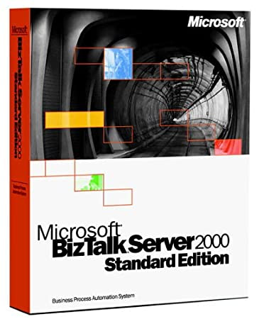 Microsoft BizTalk Server 2000 [Old Version]