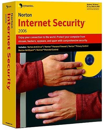 Norton Internet Security 2006 [OLD VERSION]
