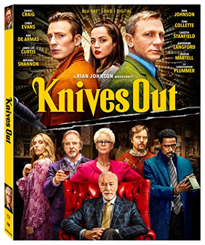 Blu-ray : Knives Out (2 Discos)