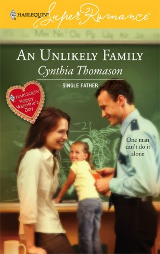 Cover of An Unlikely Family (Single Father) (Harlequin Superromance, No 1393)