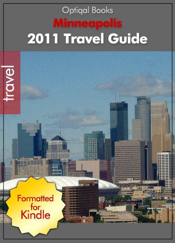 Minneapolis Minnesota 2011 Illustrated City Travel Guide with Maps