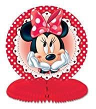 3 Minnie Mouse Honeycomb Table Center…