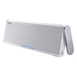 Sony SRS-BTX300W Bluetooth-Lautsprecher (NFC, Freisprechfunktion für Telefonate, Akku) weiß