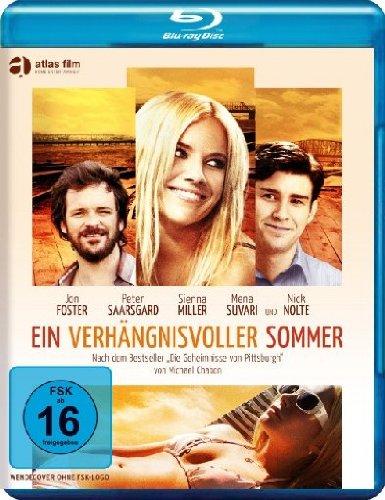 Ein verhängnisvoller Sommer [Blu-ray]